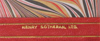 My African Journey, finely bound in full Niger Morocco for Henry Sotheran, Ltd.