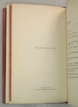 India, finely bound in full Niger Morocco for Henry Sotheran, Ltd.
