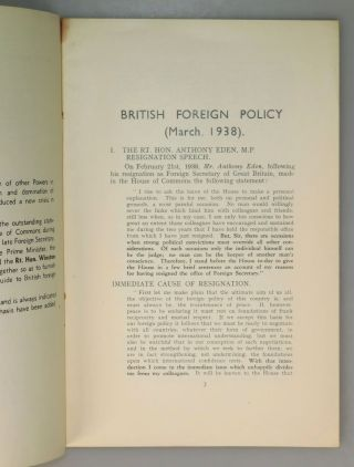 The Austrian Crisis and British Foreign Policy