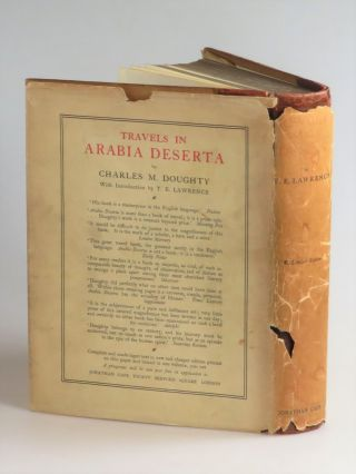 Revolt in the Desert, the publisher's limited issue of the first edition, number 161 of 315